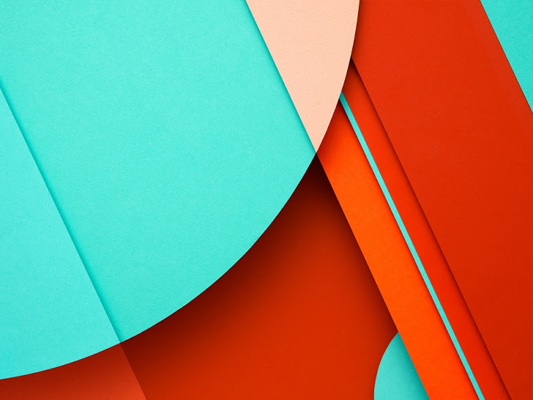 Android Lollipop Material Design Wallpaper 9