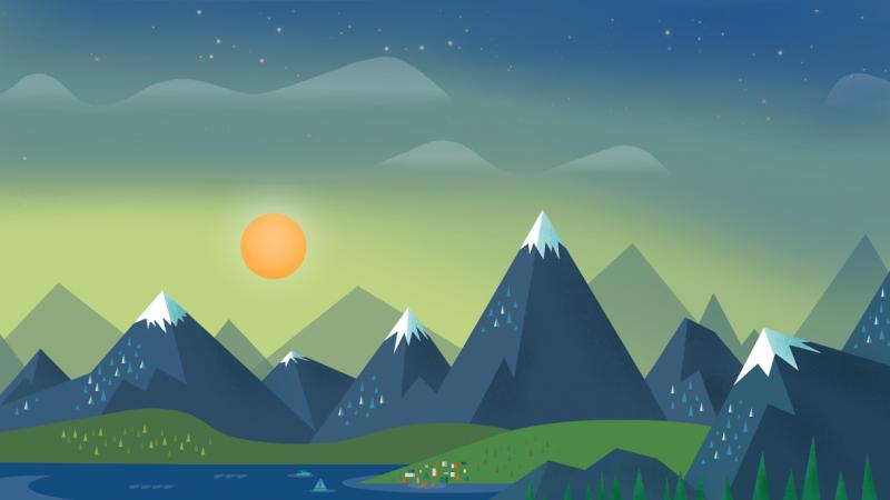 Android Lollipop  wallpapers  Google Now Wallpaper 2